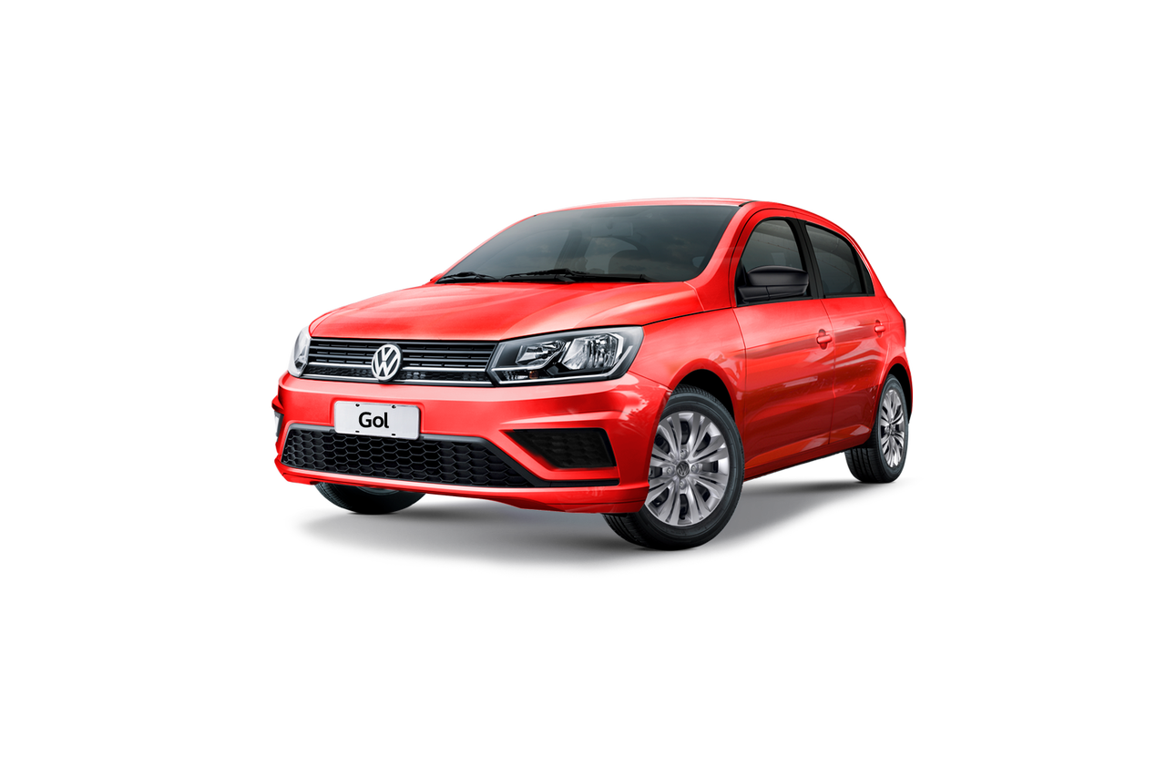 Gol Comfortline MT Color Rojo Flash de Volkswagen