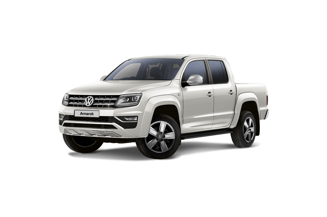 Color Blanco Candy de la Amarok Pick-Up de Volkswagen