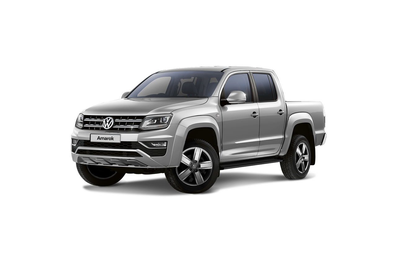 Color Plata Sirius de la Amarok Pick-Up de Volkswagen