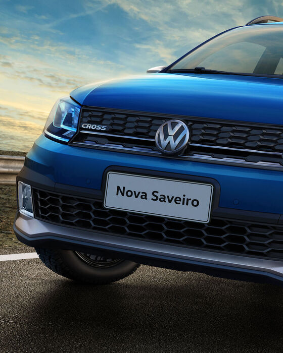 Saveiro Cross Pick-Up de Volkswagen