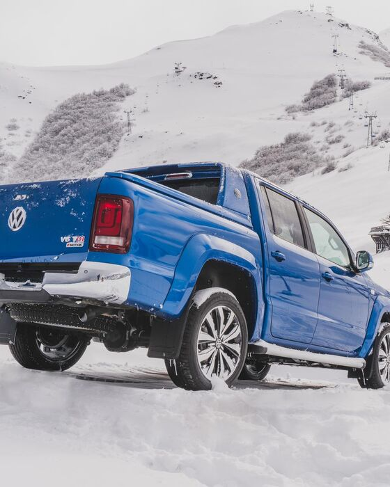 Amarok V6 Pick-Up de Volkswagen